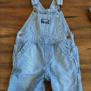 Oshkosh 24mth overalls for toddler